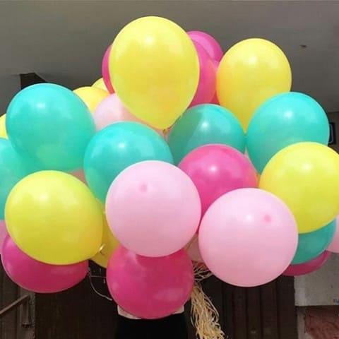 Воздушные шары 30 см