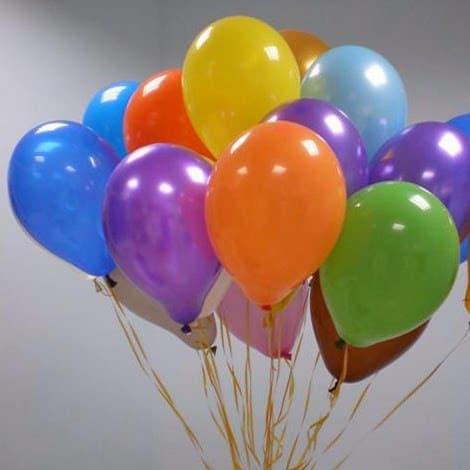 Воздушные шары 25 см
