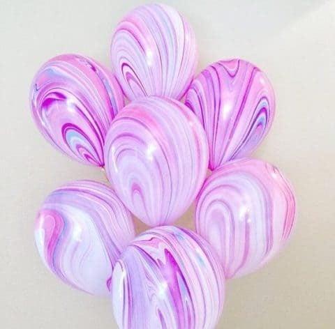 Воздушные шары агаты