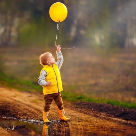 Гелиевые воздушные шарики
