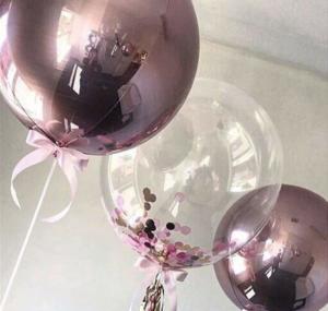 воздушные шары 3д сфера