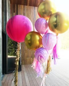 воздушные шары агаты, сферы