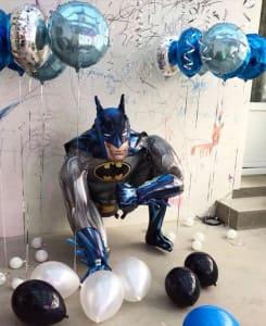 Бэтмен воздушный ходячий воздушный шар