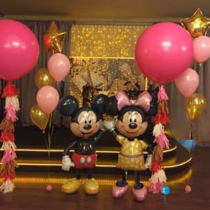 Мини и Микки Маус ходячие шары