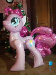 Мой литтел пони воздушный шар