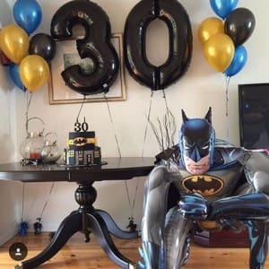 Ходячий воздушный шар Бэтмен