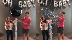 Воздушный шар сюрприз определение пола ребенка