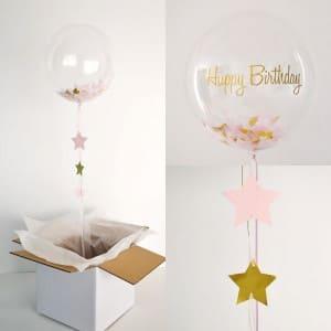 Коробка сюрприз с шариком