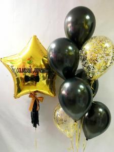 Воздушные шары для парня