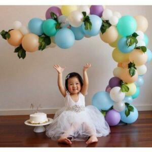 Фантазийная гирлянда на день рождение